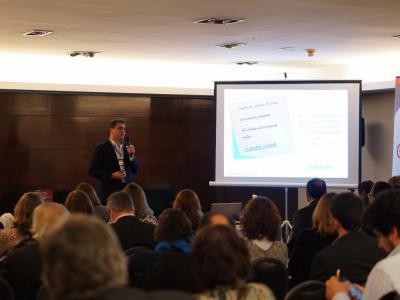 Los días 30 y 31 de agosto pasado, se realizó la 8va Edición del evento CIGRAS, organizado por el Capítulo de ISACA Uruguay, en el Hotel NH Columbia. Datasec, una vez más, se hizo presente participando como sponsor y expositor del evento.